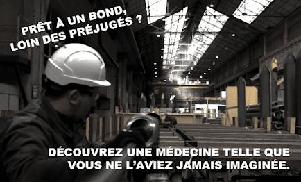 La médecine du travail... en vidéo !